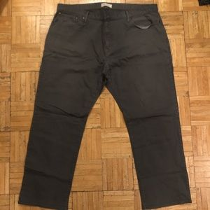 Gap gray chinos 42x30